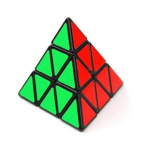 Playwin Shengshou Pyraminx Speedcubing Black Puzzle Black1