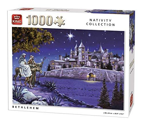 King Bethlehem Jigsaw Puzzle 1000 Pieces