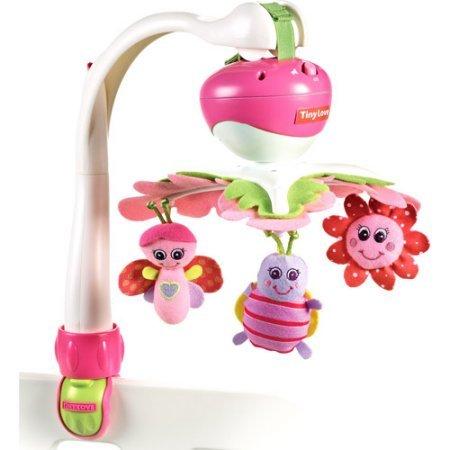 Tiny Love Princess Baby Portable Toy Take-Along Mobile