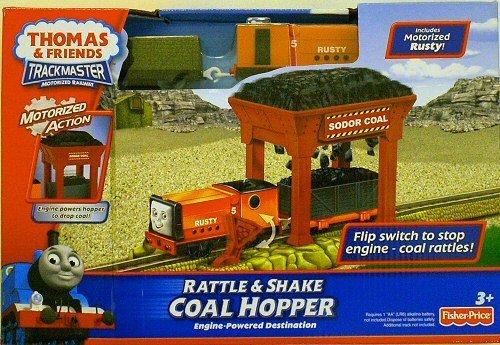Thomas Friends Trackmaster Rattle Shake Coal Hopper