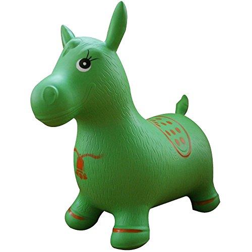 Stable 4 Legged Space Hopper Bouncy Horse