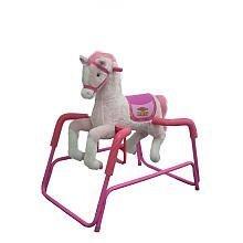 Rockin Rider Daisy the Talking Spring Horse by Tek Nek Toys International Inc