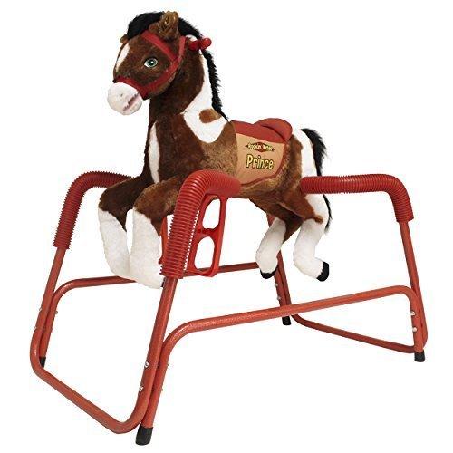 Rockin Rider Prince Spring Horse Ride On by Tek Nek Toys International Inc