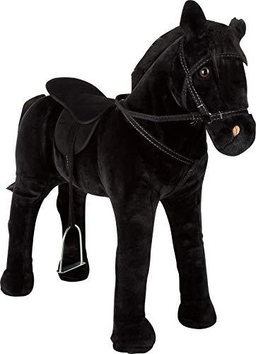 Legler - Standing Hobby Horse with Sound Black