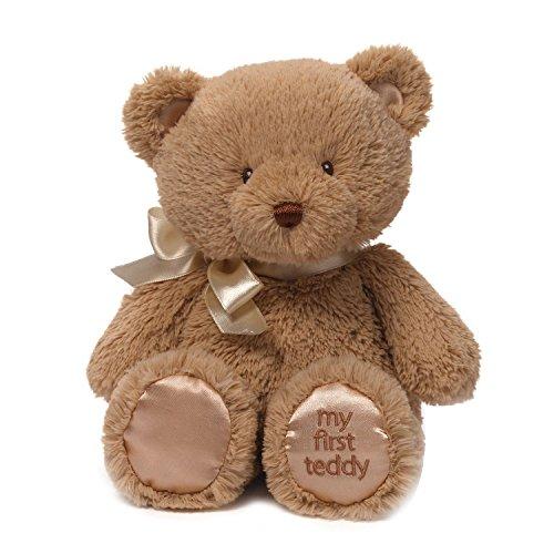 Gund My First Teddy Bear Baby Stuffed Animal 10 inches