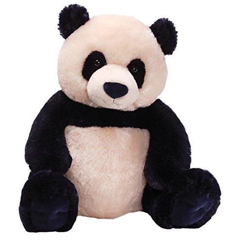 Gund Zi-Bo Panda Teddy Bear Stuffed Animal
