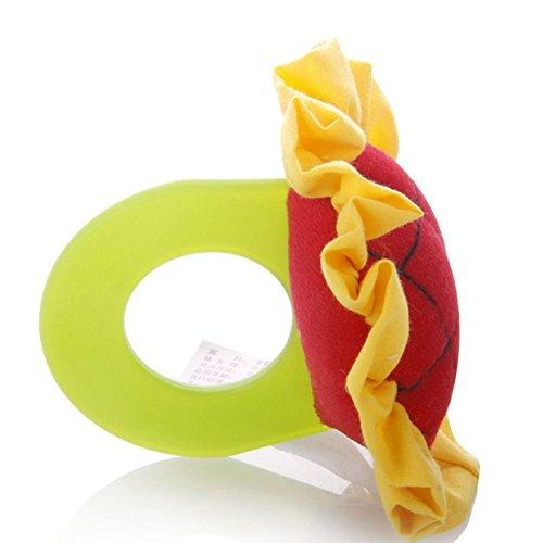 Kseey Flower Baby Teether Baby Teething Toys Best Infant Toddler Teething Pain Relief-Works