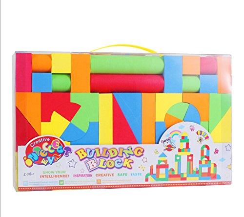 CHIMAERA Creative Colorful PowerTRC Foam Building Blocks