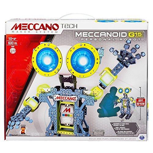 Mechano Meccano MeccaNoid G15 6026917-6024907 parallel import goods