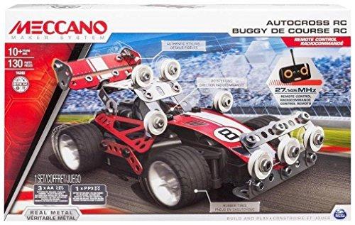 Mechano Meccano Rc Racer 6026720 parallel import goods