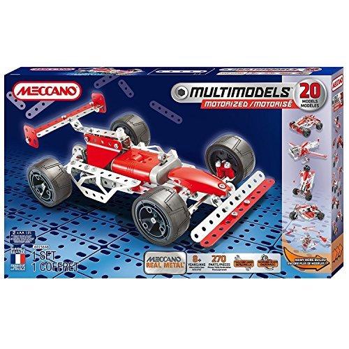 Meccano Multi Models 20 mechano multi-model 20 model set parallel import goods