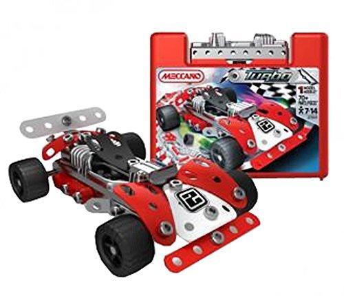 Mechano Small turbo Red