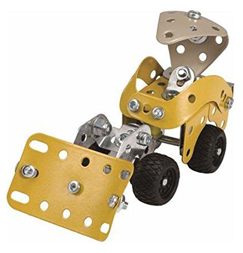 Mechano-starter design bulldozer