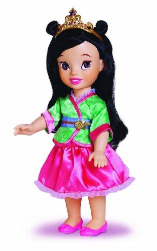 My First Disney Princess Disney Basic Toddler Doll - Mulan