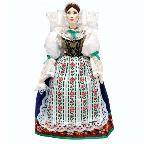 Collectible Porcelain Doll Constance