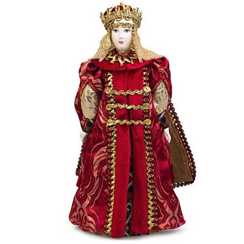 Collectible Porcelain Doll Tsarina Anastasia