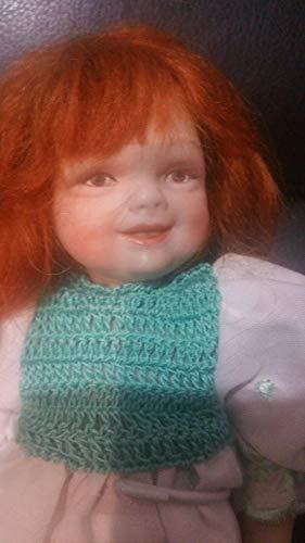 Kingdom Collectibles Luna Baby Doll by bascu Sara Porcelain 8