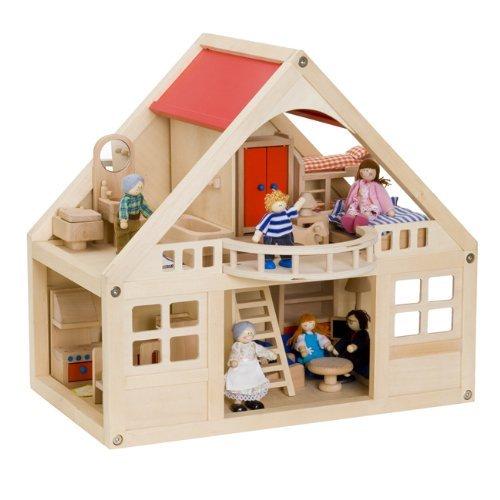My doll house set