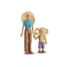 Loving Family Dollhouse Figures Mom Toddler