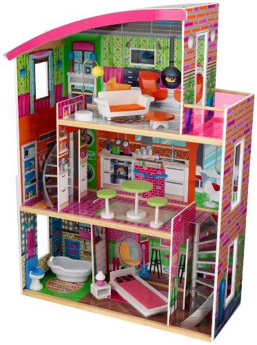 KidKraftDesigner Dollhouse with Furniture