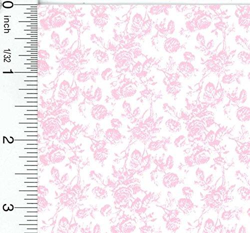 Dollhouse Wallpaper Pink Tiffany by K&W