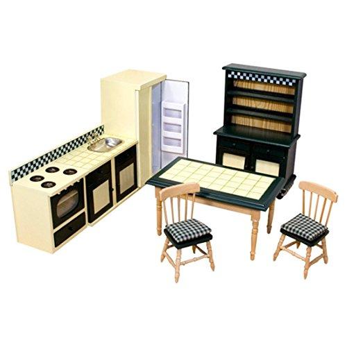 Dollhouse Kitchen Furniture Dollhouse Furniture