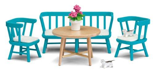 Lundby Smaland Dollhouse Kitchen Furniture Set