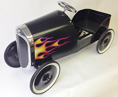 34 Classic Pedal Car in Black