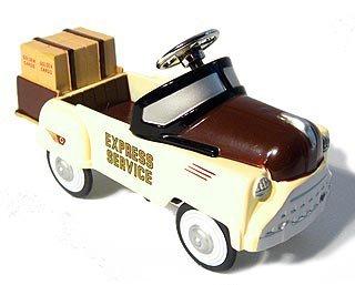 Pedal Power 110 Express Service Die Cast Pedal Car Model