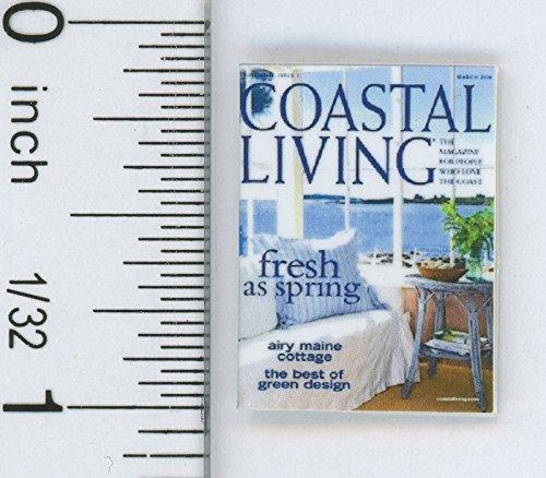 Dollhouse Miniature Magazine for the Seashore Enthusiast Spring Edition