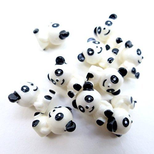 Miniature mascot Panda 10 together MC-101 miniature furniture dollhouse parts display
