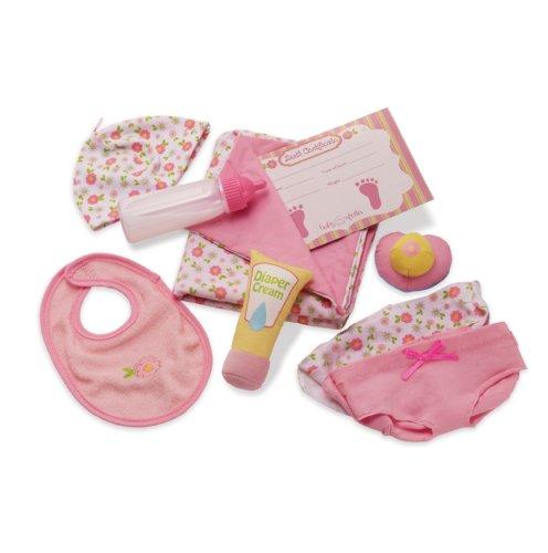 Manhattan Toy Baby Stella Bringing Home Baby Playset Accessory for Nurturing Dolls