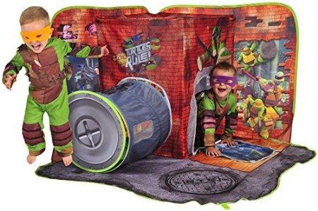 Ninja 3D PlayScape - Teenage Mutant Ninja Turtles