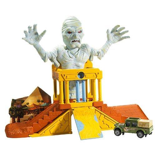 Matchbox Car Mummys Treasure Playset Vehicle Trap by Matchbox