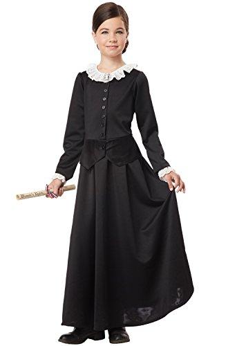 California Costumes Susan B AnthonyHarriet Tubman Girl Costume One Color Medium