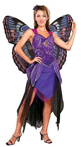 Rubies Costume Co Purple Butterfly Costume Standard
