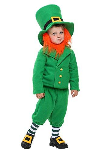 Fun Costumes boys Toddler Wee Little Leprechaun Costume 18 Months