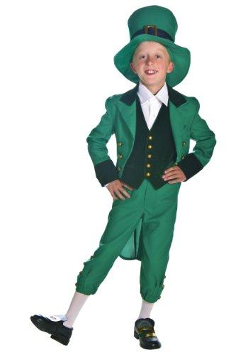 Fun Costumes unisex-adult Big Boys Leprechaun Costume Small 6