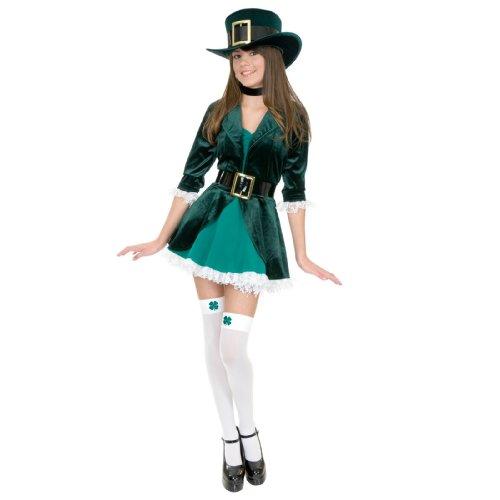 Leprechaun Costume - Teen Medium
