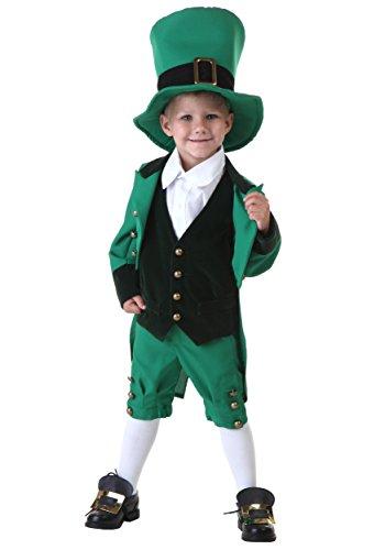 Little Boys Leprechaun Costume