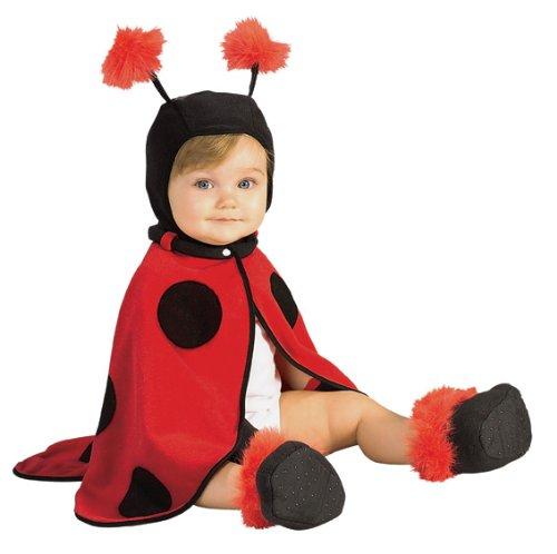 Caped Cuties Lil Ladybug Infant Costume