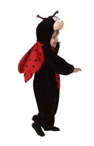 Making Believe Plush Animal Ladybug Costume XS 1-2 yrs