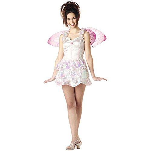 Girls Teen Pixie Fairy Halloween Costume Teen 3-5