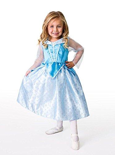 Little Adventures Gem Satin Ice Queen Costume 2-4 years