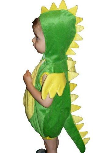 Fantasy World BoysGirls Dragon Halloween Costume Size 5 F82