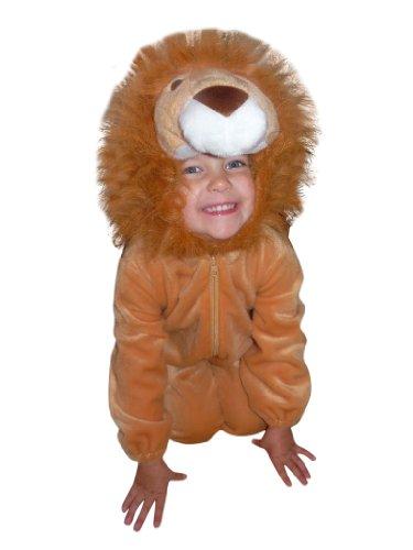 Fantasy World F57 Lion Halloween Costume for Children Sizes 4t