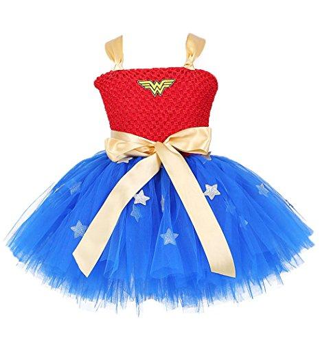 Tutu Dreams Halloween Costumes for Girls 6 Wonder