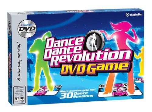 Dance Dance Revolution DVD Game by Imagination