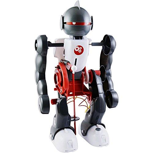 ELSKY Tumbling Robot Kit Science Walking Robot Toy Kit DIY Robot Toy Education Kit for Kids