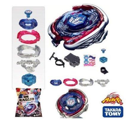 Takara Tomy - Beyblade Metal 4D - BB105 - Big Bang Pegasus FD - 4904810387770